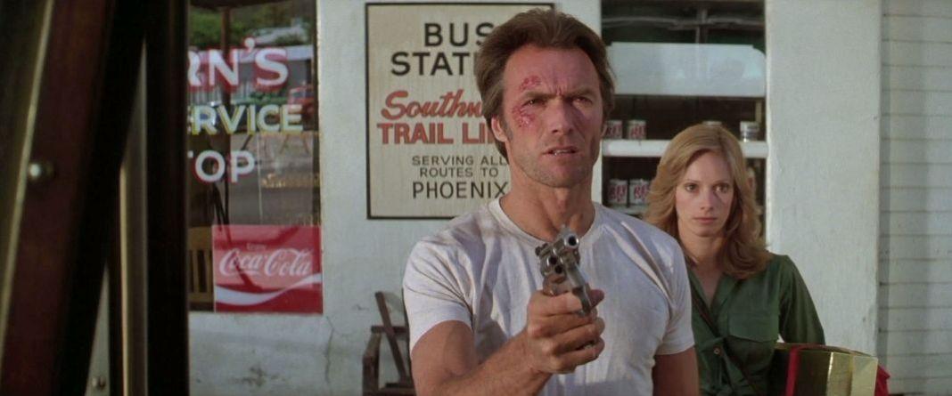 Clint Eastwood y Sondra Locke en