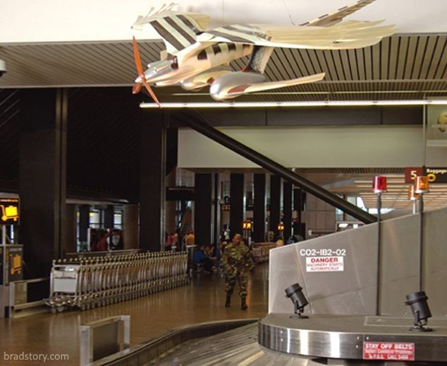 Aeropuerto de Seattle (SeaTac)