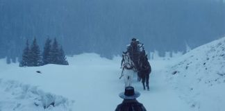"""Los Odiosos Ocho"" (""The Hateful Eight"", 2015)"