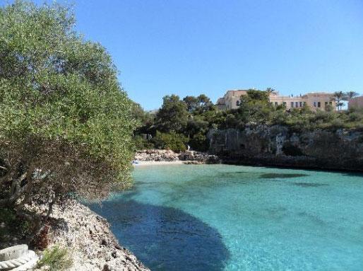 Cala D Or Ferrera Beach