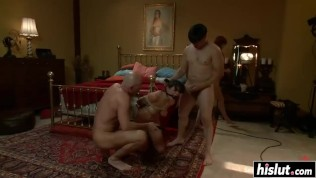 Charley Chase enjoys hardcore BDSM pleasures