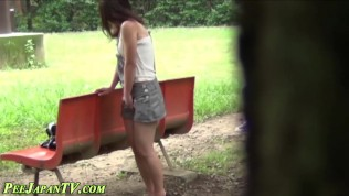 Mysterious asian ho pees