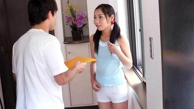 Lulu Kinouchi – Home alone is screwed big time