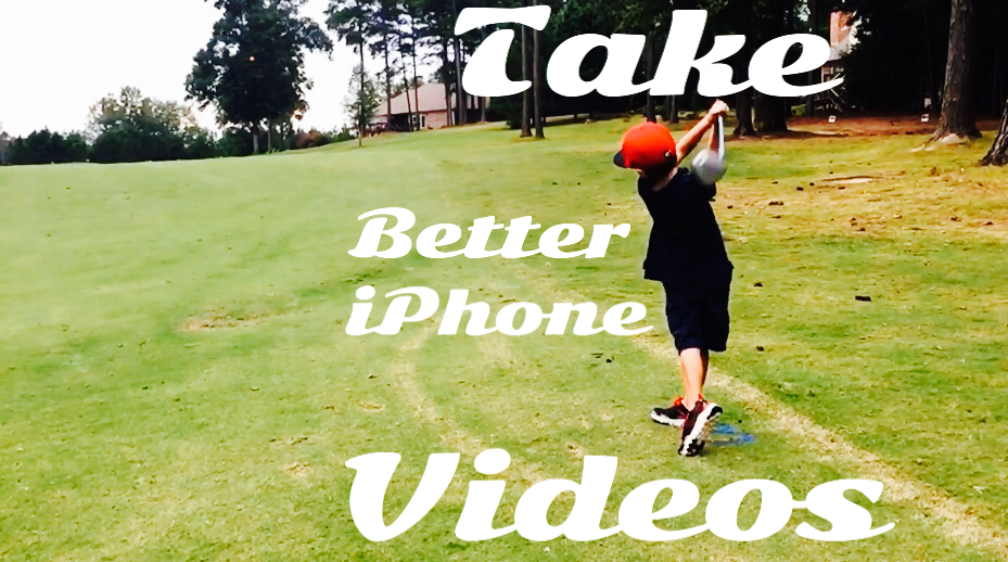 4 Easy Ways To Take Better iPhone Videos