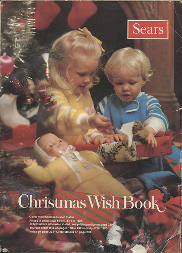 Image result for Sears wish book