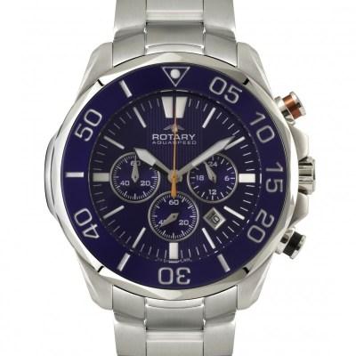 Rotary Gents S/Steel Aquaspeed Watch
