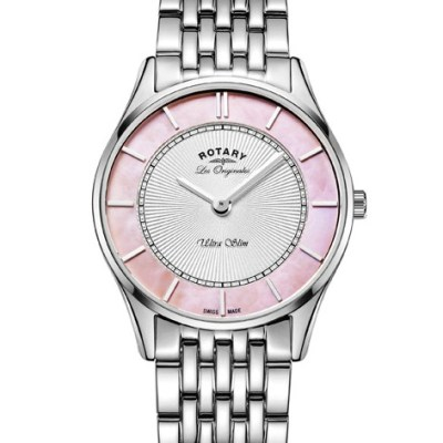 Rotary Ultraslim Ladies Swiss Watch
