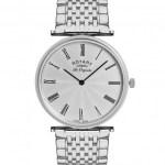 Rotary Mens Les Originales Silver Watch