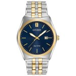 Gents Eco-Drive Bracelet Two Tone