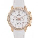 Rotary Summer Rose Ladies' Aquaspeed Rose Tone Chronograph Watch