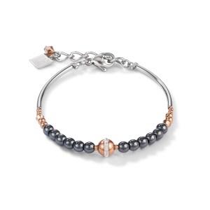 Coeur De Lion Bracelet Anthracite