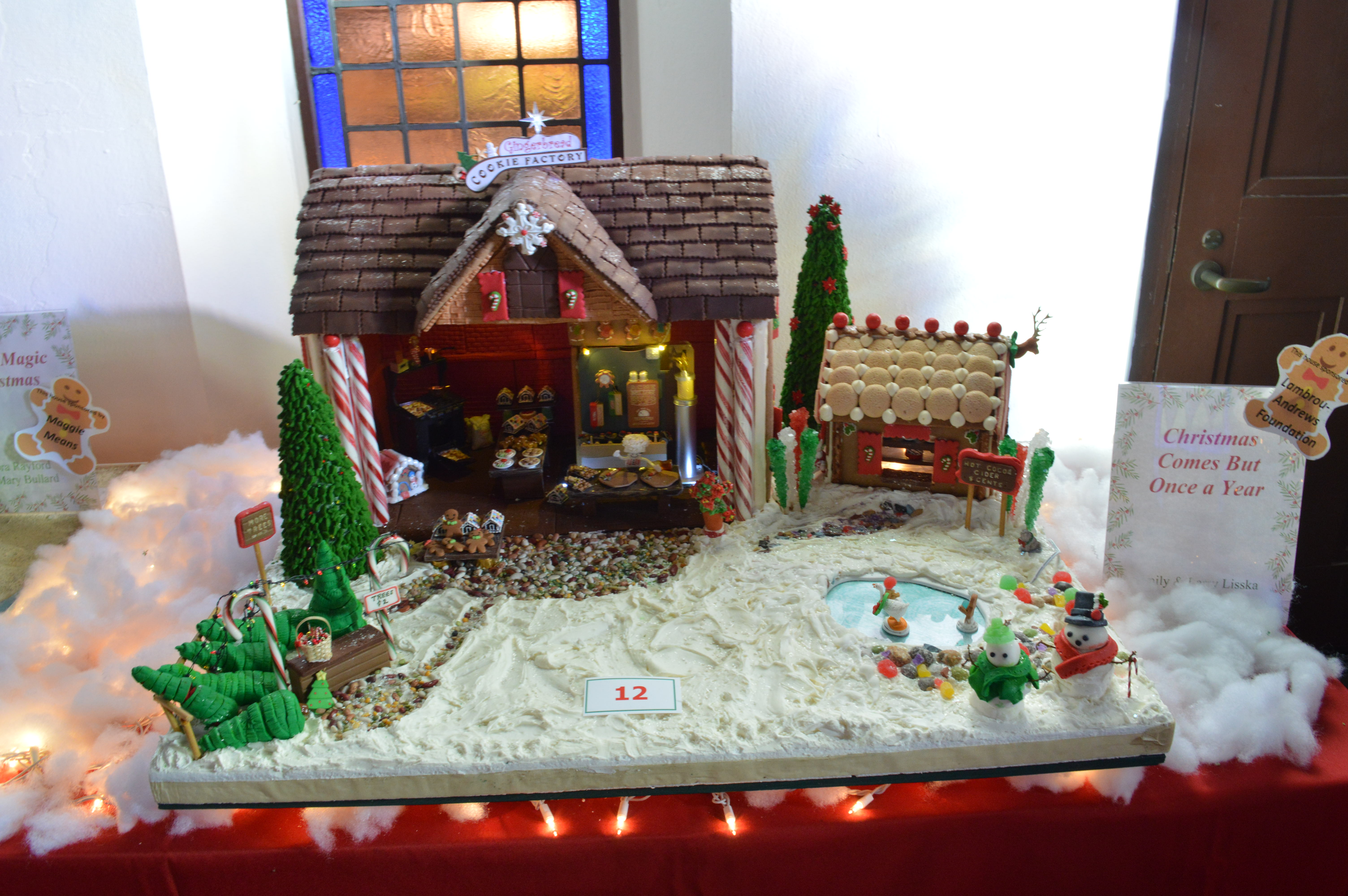 choice award winner christmas comes but once a year by emily u0026 larry lisska - Larry Hernandez House