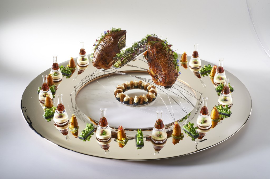 The US Meat Platter, Bocuse d'Or 2015