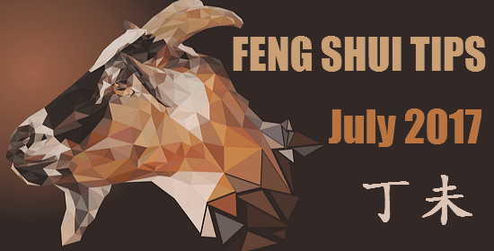 Feng Shui Tips - July 2017