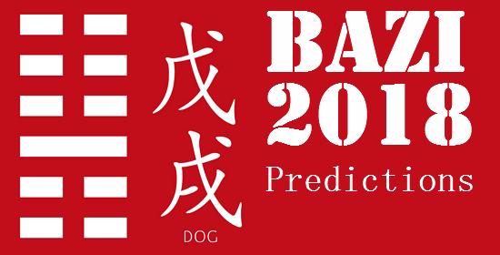 Bazi Predictions 2018