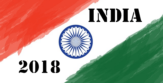 India in 2018 - Feng Shui, Bazi & Qi men dun Jia Analysis