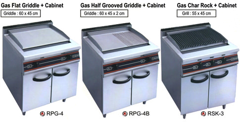 Gas Oven Griddle