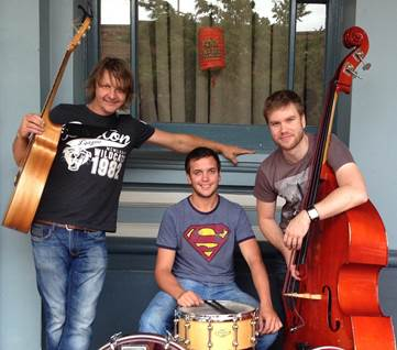 chalkie white band musicians