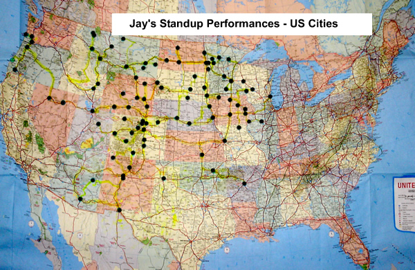 map of standup gigs-black-dot-600