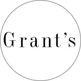 Grant's Top label