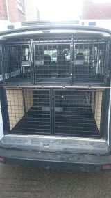 dog cage 23