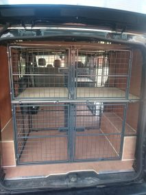 dog cage 12