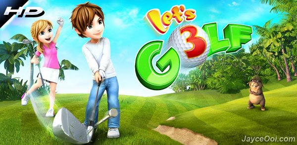 Let's Golf 3 HD