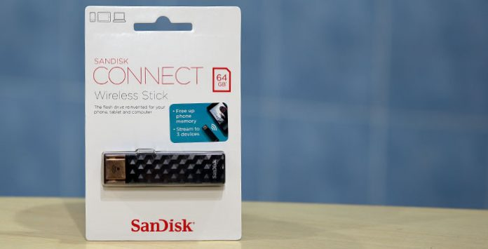 64GB SanDisk Connect Wireless Stick Review