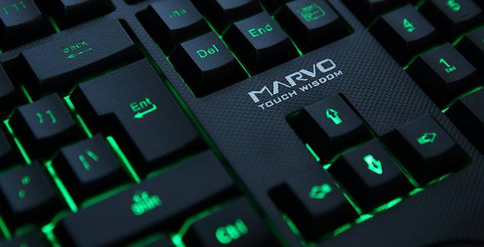 Marvo K650 Gaming Keyboard Review