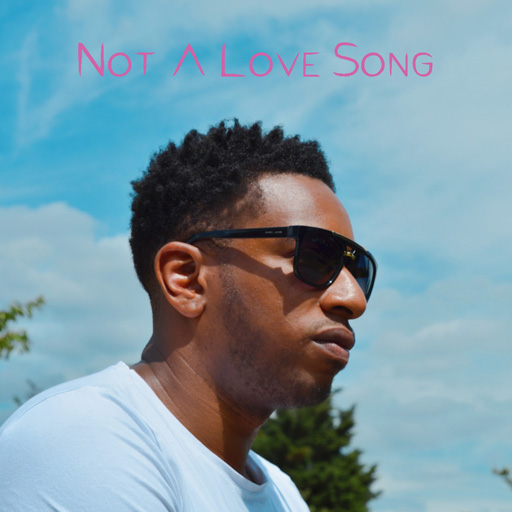 Jay Clique - Not a love song single cover