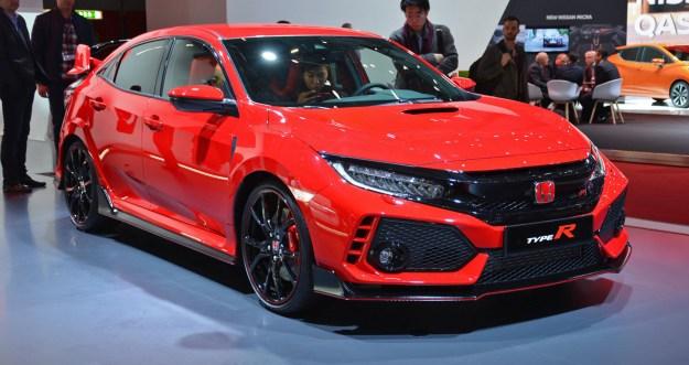 2018 Honda Civic Type R1