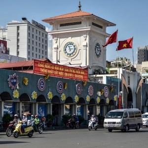 Ben Thanh Market - Vietnam