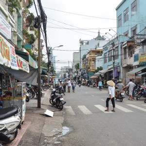 A typical day in Ho Chi Minh City