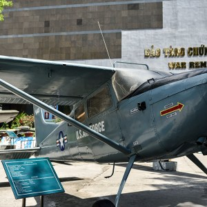 War Remnant Museum - Ho Chi Minh City, Vietnam