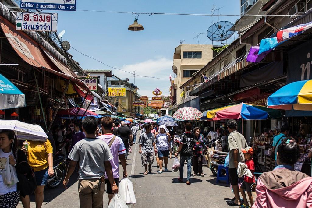 Maha Chai Town & Market