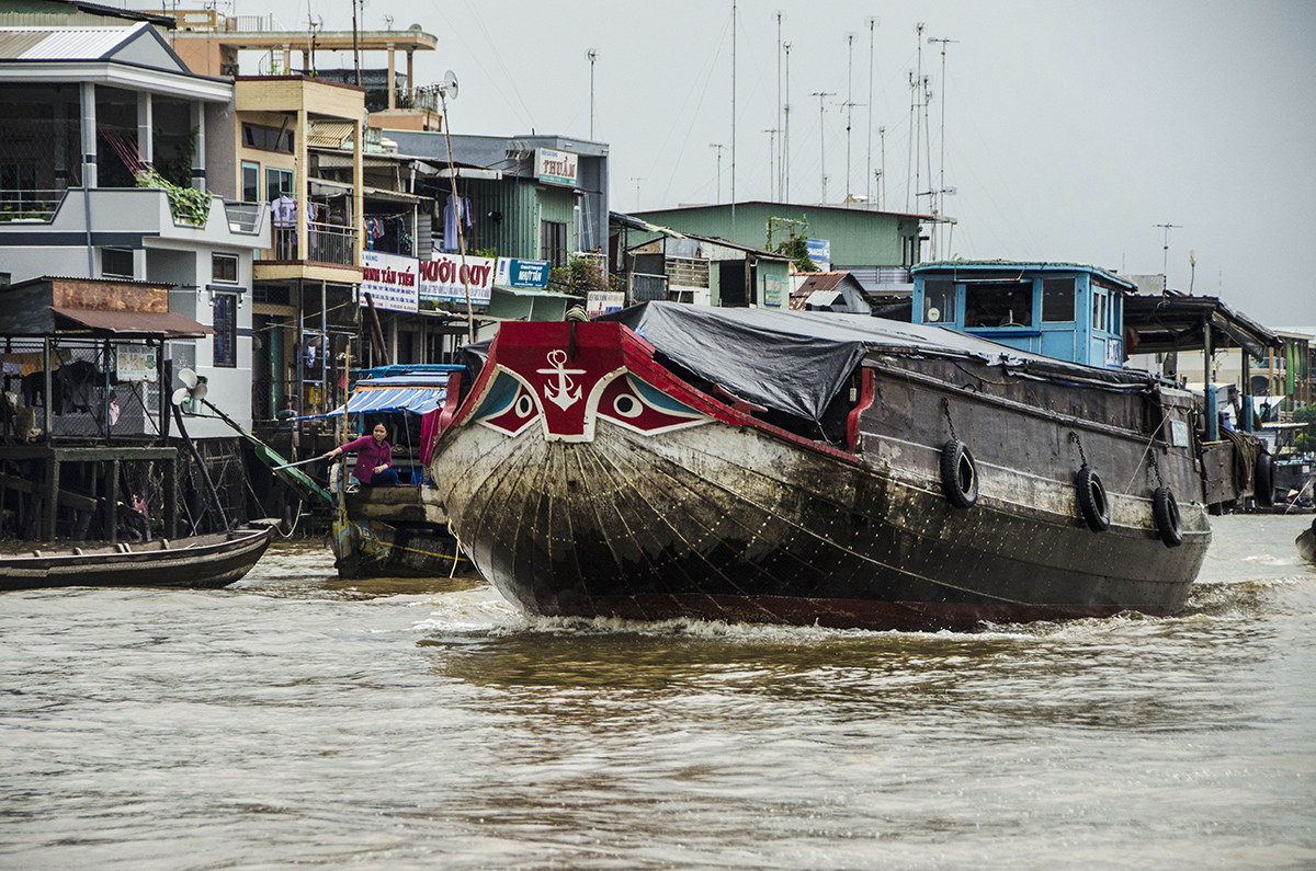 You won't be seeing the Mekong River Delta if you don't have your Letter of Approval for your visa!