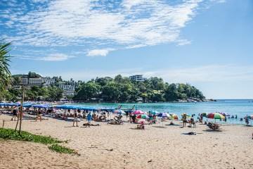 I just LOVE the beautiful Kata Beach!