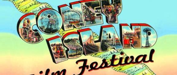 The Coney Island Film Festival - Logo