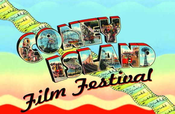 The Coney Island Film Festival - Logo