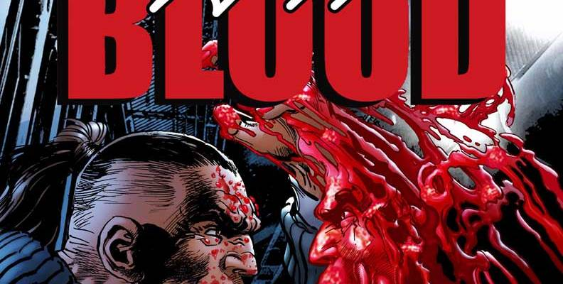 Neal Adams - Blood