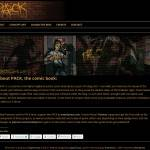 packcomic.com - website designed by Jayel Draco