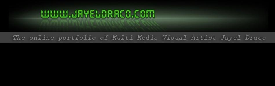 www.jayeldraco.com – banner logo