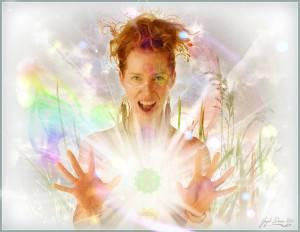 Malia Lumina - by Jayel Draco | Shaman Priestess