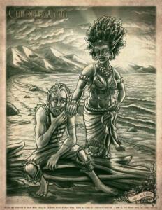 Great Nation of Rendaraia - JanKaZian & AlayOtu
