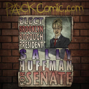 Sally Huffman - Politician - poster