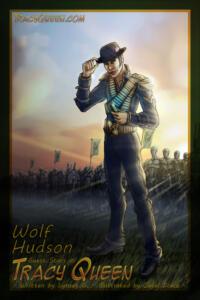 Cameo - Wolf Hudson