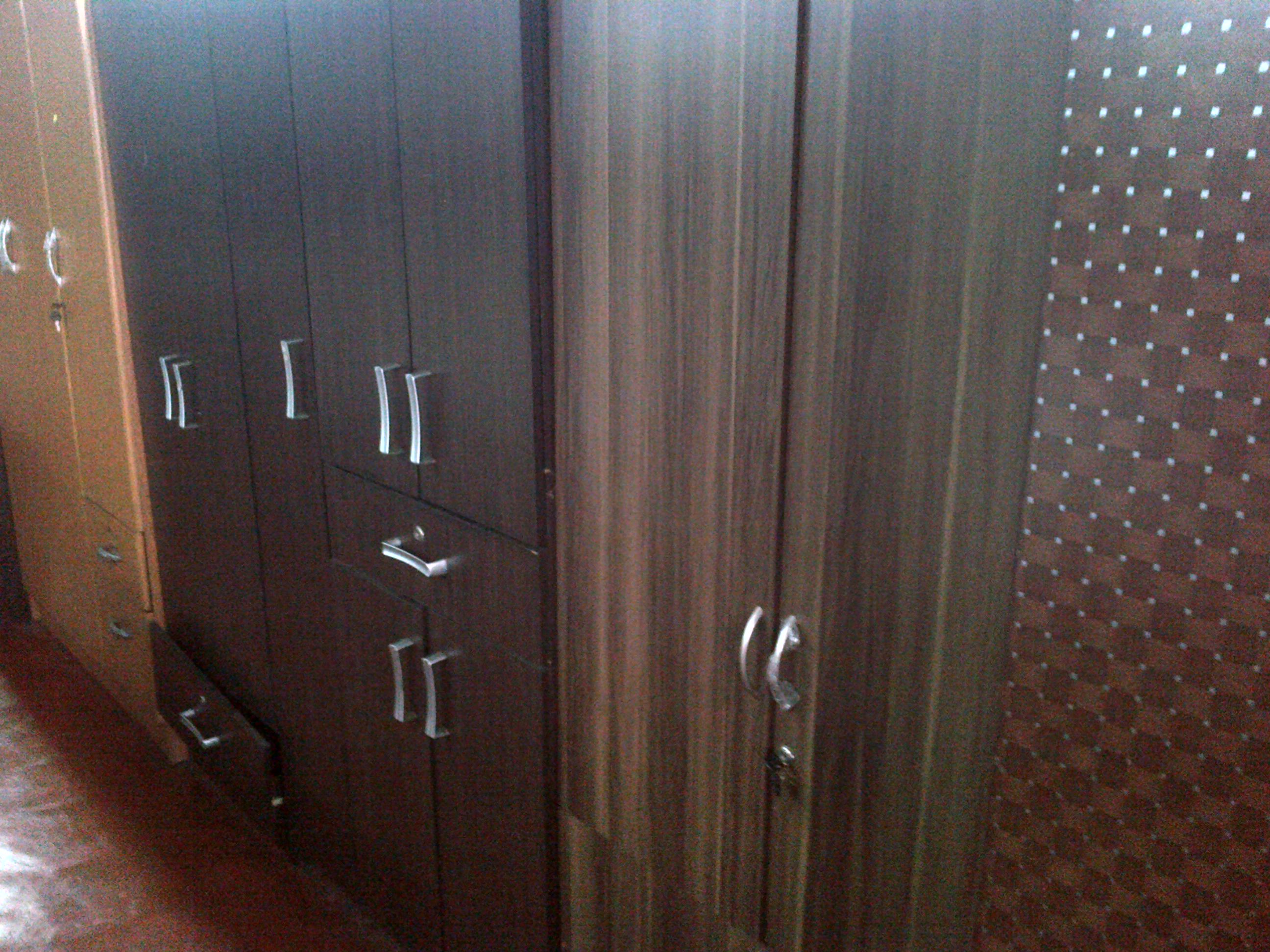 Wooden crib for sale makati - Two Door Cabinet