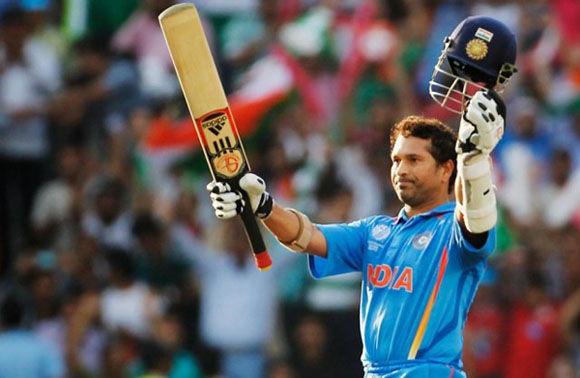 The 'God' of Cricket