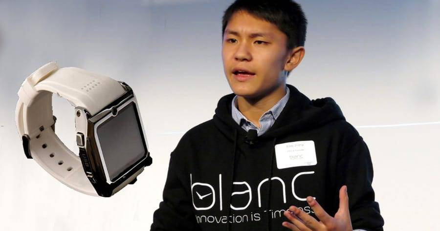 EDDY ZHONG - A Young Successful Technology Entrepreneur
