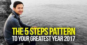 The 5 Steps Pattern To Your Greatest Year 2017